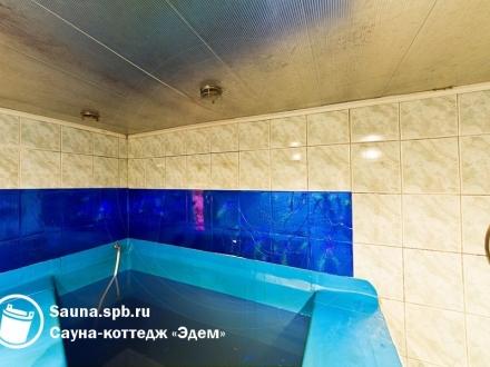 Сауна Эдем Броневая ул., 2, Санкт-Петербург