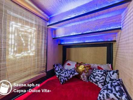 Сауна Dolce Vita 6-я Советская ул., 5, Санкт-Петербург