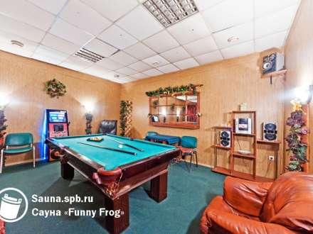 Сауна Funny Frog просп. Ветеранов, 69, Санкт-Петербург