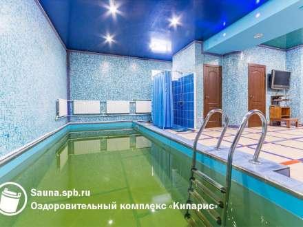 Сауна Кипарис просп. Обуховской Обороны, 149Д, Санкт-Петербург