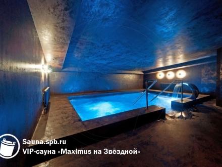 Сауна Maximus Пулковская ул., 8, корп. 1, Санкт-Петербург