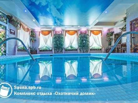 Сауна Охотничий домик Совхозная ул., 19, Санкт-Петербург