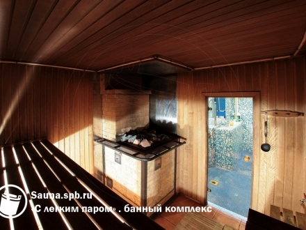 Баня С легким паром Хрустальная ул., 31, Санкт-Петербург