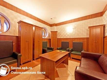 Смольнинские бани ул. Красного Текстильщика, 7, Санкт-Петербург