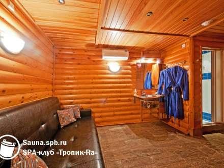 Сауна Тропик-Ra улица Ольминского, дом 9, Санкт-Петербург