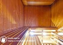 Сауна в гостинице К-Визит Чистяковская ул., 2, Санкт-Петербург