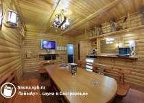 Сауна Таймаут 2А, Северный пляж, Сестрорецк