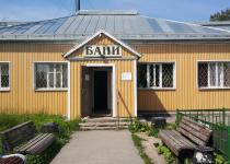Парголовские бани Полевая ул., 8, посёлок Парголово
