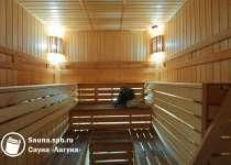Сауна Лагуна Новолитовская ул., 15А, Санкт-Петербург