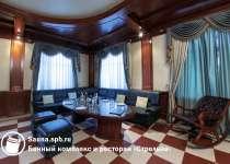 Сауна Стрельна Санкт-Петербургское ш., 58А, посёлок Стрельна