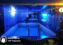 VIP-сауна Теремок Пролетарская ул., 19, Красносельский район, территория Старо-Паново, Санкт-Петербург