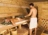 Городские бани ул. Нефтехимиков, 27, Кириши