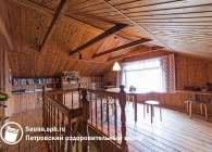 Петровская Сауна Никольская ул., 13, Санкт-Петербург