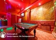 Сауна На Захарьевской Захарьевская ул., 27, Санкт-Петербург